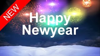 getlinkyoutube.com-Share style intro happy new year cho Proshow Producer