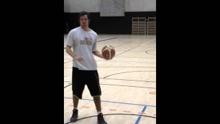 Fundamental Jump Stop Shooting Series