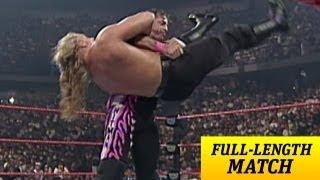 FULL-LENGTH MATCH - Raw - Bret Hart vs. Triple H