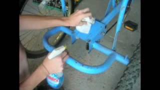 getlinkyoutube.com-motorized three wheeled bike build part 1