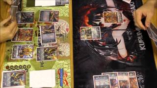 "getlinkyoutube.com-Cardfight!! Vanguard Full Match - Dragonic Overlord ""Rebirth"" vs Nouvelle Vague"