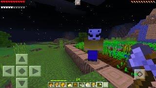 getlinkyoutube.com-EL LICK SE QUIERE DECIR ALGO !?! - CAZANDO AL LICK #1 (Minecraft Pocket Edition)