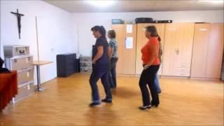 getlinkyoutube.com-Dreaming Eyes Line Dance