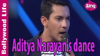 Aditya Narayan Dances To 'Chikni Chameli'