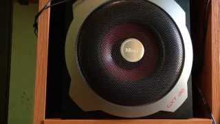 getlinkyoutube.com-Trust gtx 38 2.1 speakers review