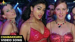 getlinkyoutube.com-Munna Songs | Chamakkuro Chella Video Song | Telugu Latest Video Songs | Prabhas, Shriya