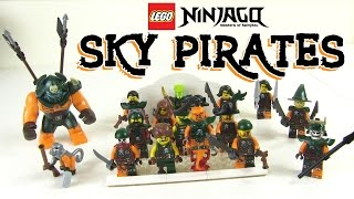 getlinkyoutube.com-LEGO Ninjago Sky Pirates Collection
