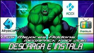 getlinkyoutube.com-Descargar e Instalar | El Mejor Pack Addons Para Kodi | Windows 10 | 8.1 | 8 | 7 | 2016