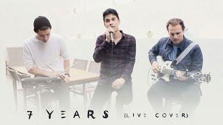 getlinkyoutube.com-7 Years (Lukas Graham) - Live Sam Tsui Cover