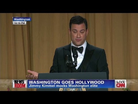 Kimmel mocks President Obama and other politicians