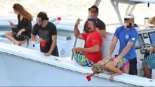 getlinkyoutube.com-Lewd Behavior on a Boat