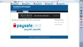 PaySafeCard verdoppeln 100% sicher und kostenlos [German]