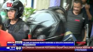 getlinkyoutube.com-Polisi Gerebek Kampung Bahari, Ditemukan Narkoba dan Senjata