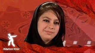 Lida sings Sultan Qalbam from Ahmad Zahir