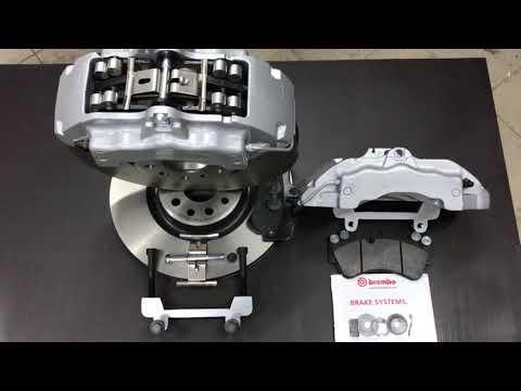 Комплект тормозов Brembo 18z для Mitsubishi Outlander
