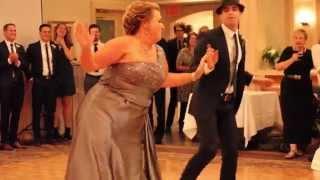 getlinkyoutube.com-The Best Mother Son Dance EVER!!!