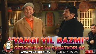 getlinkyoutube.com-Yangi yil bazmi | Янги йил базми (Qiziqchilar va Sanatkorlar bilan birgalikda)