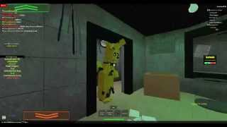 getlinkyoutube.com-SPRINGTRAPS AND JUMPSCARES GALORE / Roblox FNAF Roleplay (Part 4)