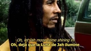 Turn your lights down low - Bob Marley (LYRICS/LETRA) (Reggae)