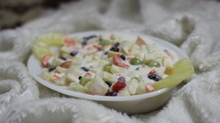 fruits and vegetables salad