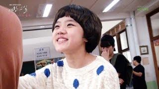 getlinkyoutube.com-[김향기] MBC '여왕의 교실(The Queen's Classroom)' 마지막 촬영현장! (6-3반 친구들과 함께)