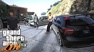 getlinkyoutube.com-GTA V Life ONLINE Tudo dando certo Muita demanda de carros CarroVlog 72