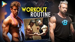 getlinkyoutube.com-Nobody in the world who'll have a physique like Hrithik - Kris Gethin