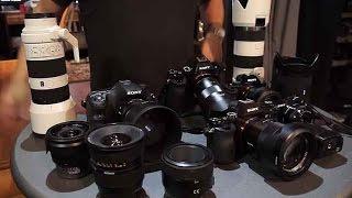 getlinkyoutube.com-Sony Alpha Lenses - Gary Fong's Gearbag
