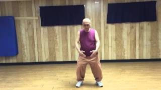 Qigong Master So teaches Dan Tien breathing