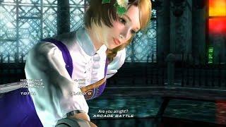 getlinkyoutube.com-Tekken 6: Alisa Bosconovitch Arcade Playthrough [Playstation 3, 2009]