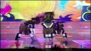 "Funky Papua ft. Vidi Aldiano ""Sajojo"" on Konser Merah Putih 6 August 2010 [HD]"