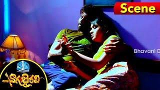 getlinkyoutube.com-Ananya And Sunny Wayne Kissing Scene - Naga Bhairavi 3D Movie Scenes