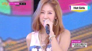 getlinkyoutube.com-SISTAR - I Swear, 씨스타 - 아이 스웨어, Music Core 20140906