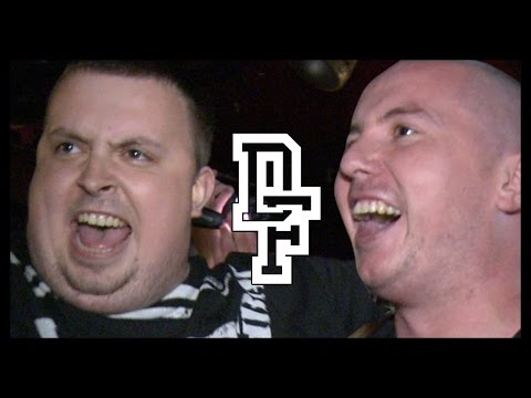 DON'T FLOP - Rap Battle - Oshea Vs Bowski