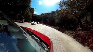 getlinkyoutube.com-Video Samples From the Kodak Pixpro SP360 Action Camera (Driving Around Hollywood)