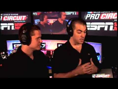 MLG Meadowlands 2008 ♦ ESPN Saturday Night ♦ Carbon vs Str8 Rippin ♦ Intro