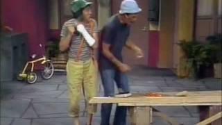 El Chavo del Ocho - Capítulo 173 Parte 1 - Don Ramón carpintero 1 - 1977 width=