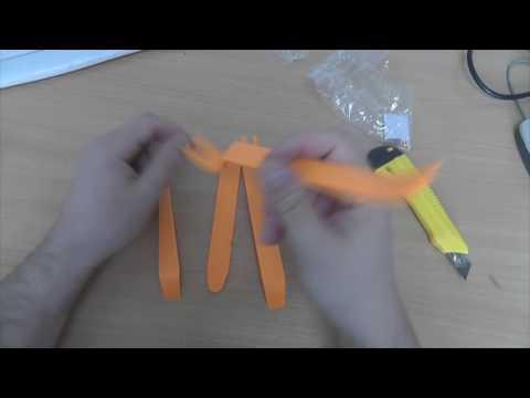 Инструмент для снятия обшивы с двери