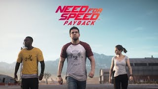 Need for Speed Payback - Story Trailer