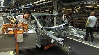 getlinkyoutube.com-SEAT Ibiza Production, Martorell 2014