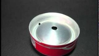 getlinkyoutube.com-空き缶で創るオイルランタン