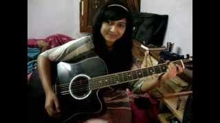 getlinkyoutube.com-Sun raha hai na tu guitar cover by Priyanka