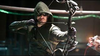 getlinkyoutube.com-Флэш против Стрелы (Flash vs Arrow)