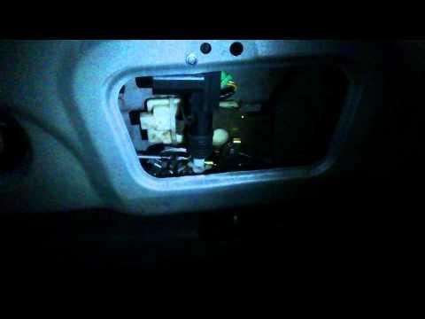 Где находится предохранитель сигнализации у Honda Джаз