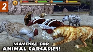 getlinkyoutube.com-Hyena Simulator - By Gluten Free Games - Part 2 - Compatible with iPhone, iPad, and iPod touch