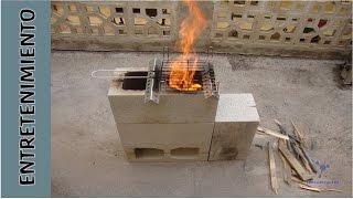 getlinkyoutube.com-#Cocina rústica por 2 euros con 4 bloques