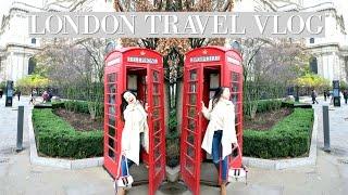 getlinkyoutube.com-LONDON TRAVEL VLOG 2 | Big Ben & Camden Town