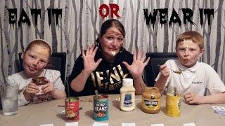 getlinkyoutube.com-eat it or wear it challenge .