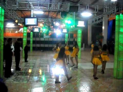 Grupo de Danza 2012 Casa de la Cultura de Intipucá (II Parte)