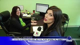 Estrella Insurance ofrece seguros para su auto, hogar y más